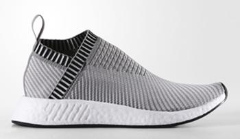 adidas NMD City Sock 2 Primeknit Solid Grey