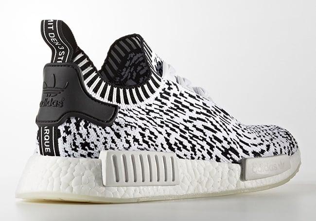 adidas NMD R1 Primeknit Zebra Release Date