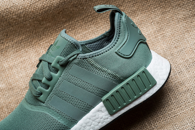 low priced aa60a 8be92 adidas NMD R1 Trace Green BY9692 Release Date | SneakerFiles