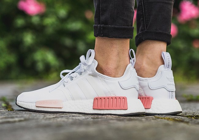 Adidas Nmd White Rose By9952 Release Date Sneakerfiles