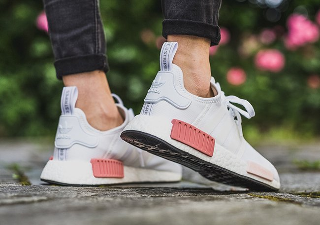 brand new a3589 aca90 adidas NMD White Rose BY9952 Release Date | SneakerFiles