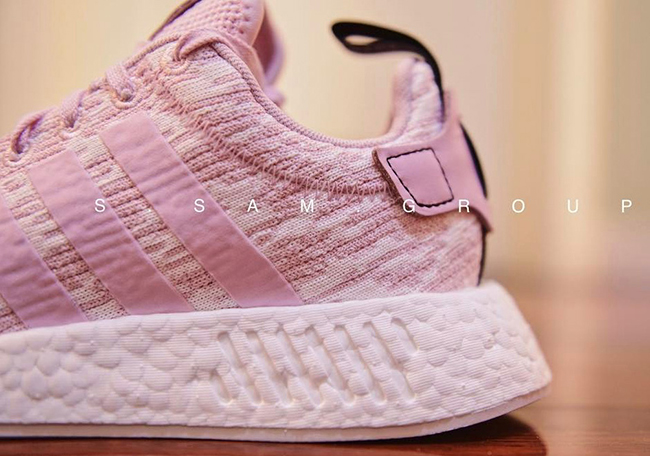 adidas NMD R2 Pink Release Date
