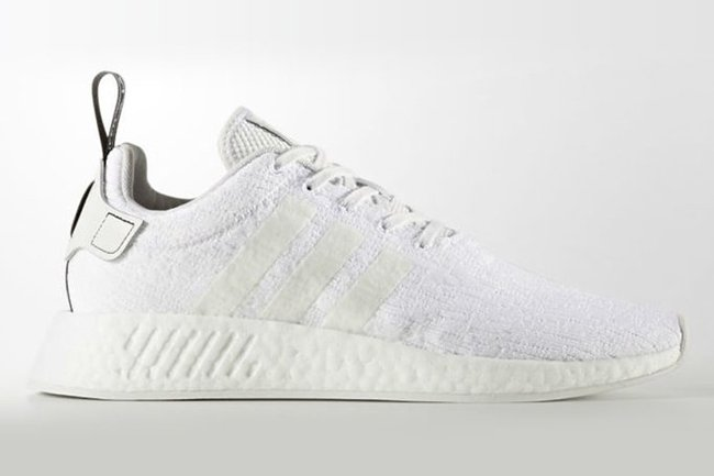 adidas NMD R2 Triple White