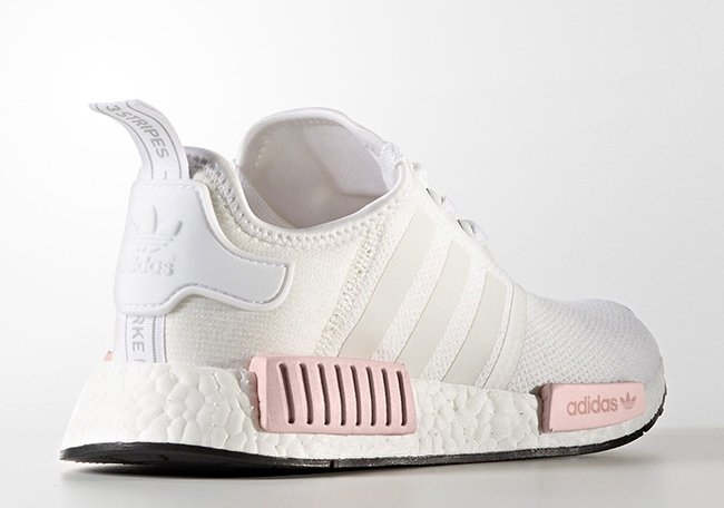 adidas NMD White Rose Release Date