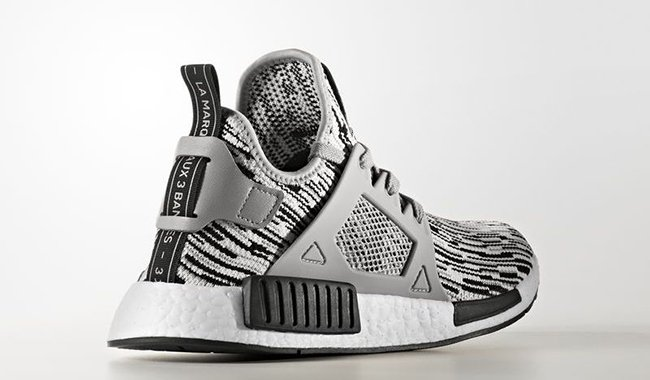 adidas NMD XR1 Textile Triple White BY9922
