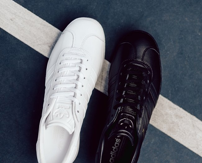 adidas Originals Leather Gazelle Collection