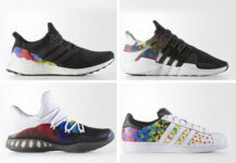 adidas Pride Pack 2017 Collection