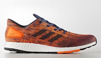 adidas Pure Boost DPR Warning Orange