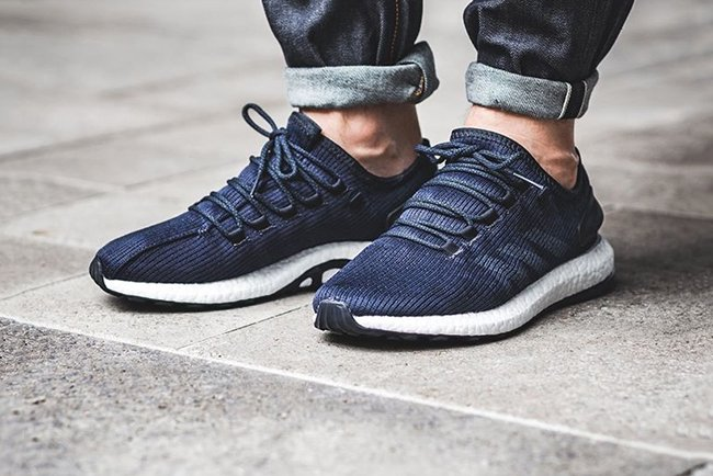 92ebb2d6183d5 adidas pure boost blue Sale