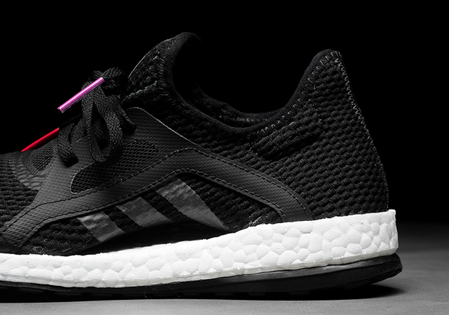 adidas Pure Boost X Black White