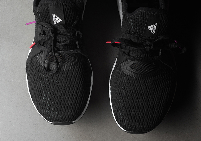 adidas Pure Boost X Black White