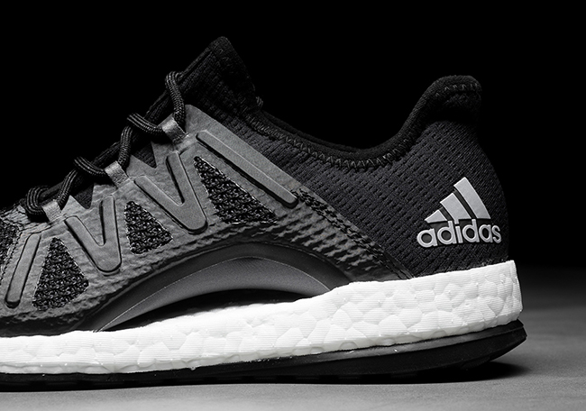 adidas Pure Boost Xpose Black White