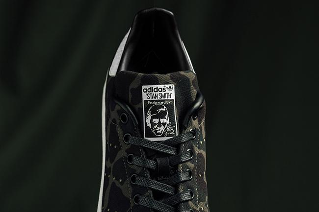 adidas Stan Smith Camo
