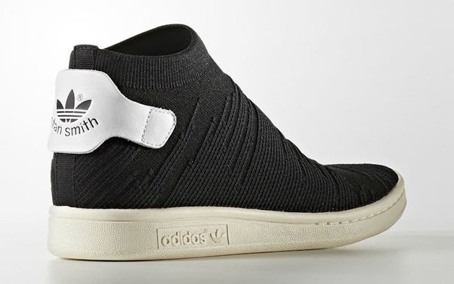 adidas Stan Smith Sock Primeknit Black Release Date