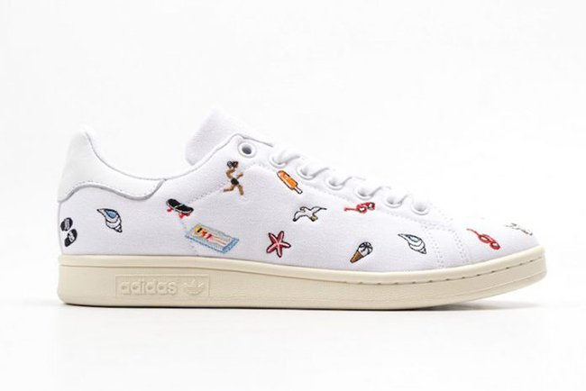 adidas Stan Smith Summer Canvas