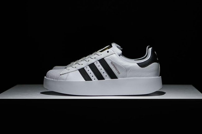 adidas Superstar Bold Platform Sole