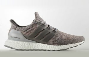 adidas Ultra Boost 3.0 Grey Four Trace Pink
