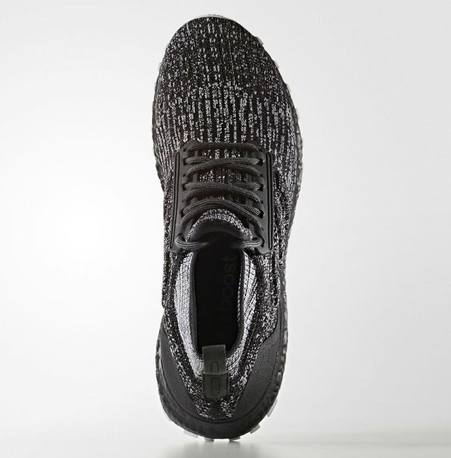 adidas Ultra Boost ATR Mid Oreo Black Boost