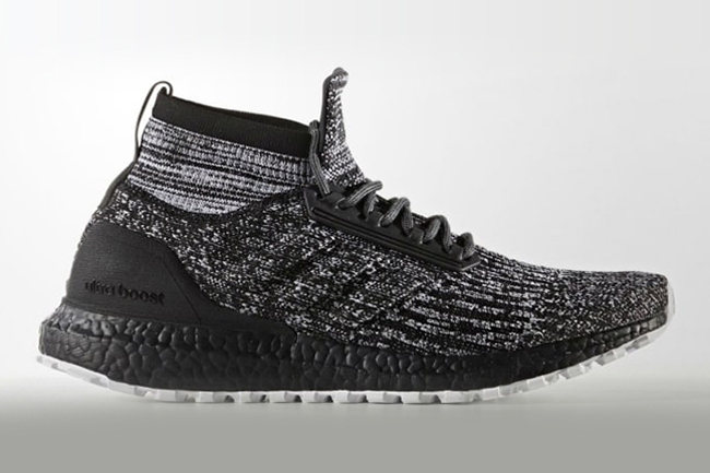adidas Ultra Boost ATR Mid 'Oreo' with Black Boost Release Date
