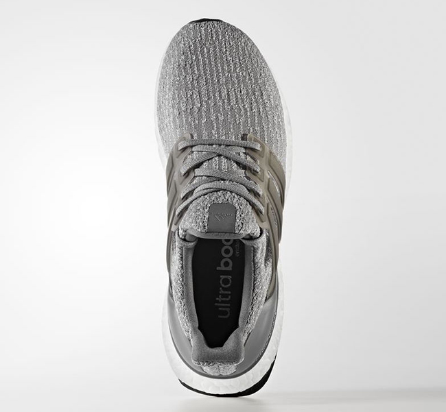 adidas Ultra Boost 3.0 Grey Four Release Date
