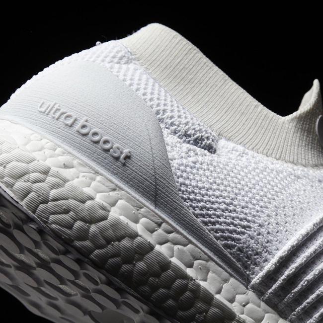 3c64781c5 adidas Ultra Boost Laceless Mid Triple White S80768 Release Date ...