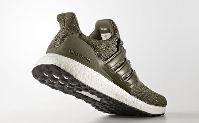 adidas Ultra Boost Trace Olive Release Date