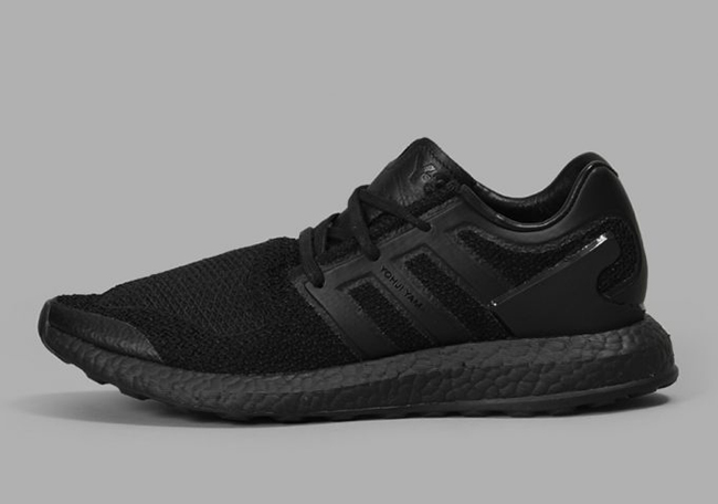 adidas Y3 Pure Boost Triple Black Release Date
