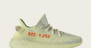adidas Yeezy 350 Boost V2 Semi Frozen Yellow
