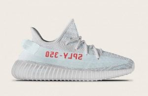 adidas Yeezy Boost 350 V2 Blue Tint B37571 Release Date