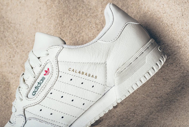 adidas Yeezy Calabasas PowerPhase White