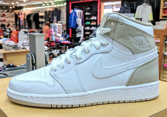 Air Jordan 1 Linen Release Date