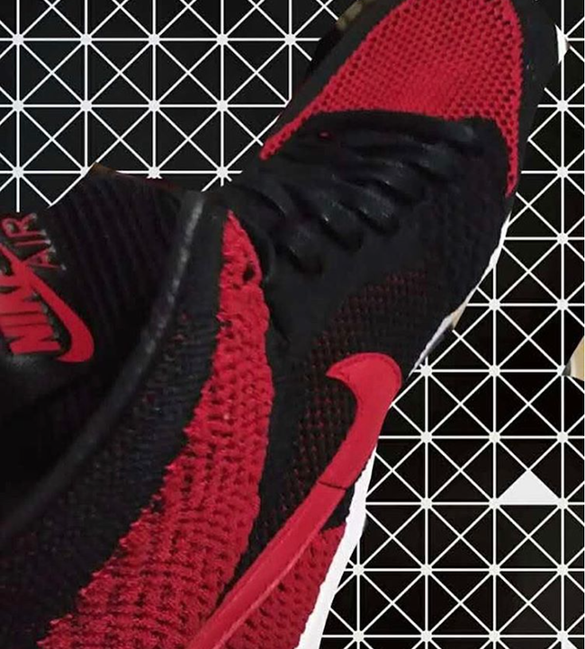 Air Jordan 1 OG Flyknit Bred Banned Release Date