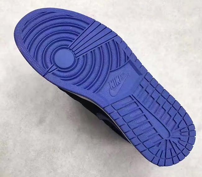 Air Jordan 1 OG Flyknit Royal Nike Air