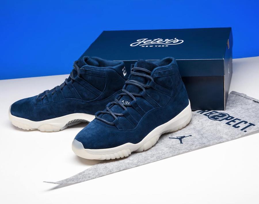 Jordan Derek Jeter Shoes