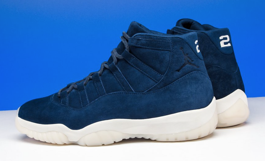 Air Jordan 11 'Jeter' Available for $40K