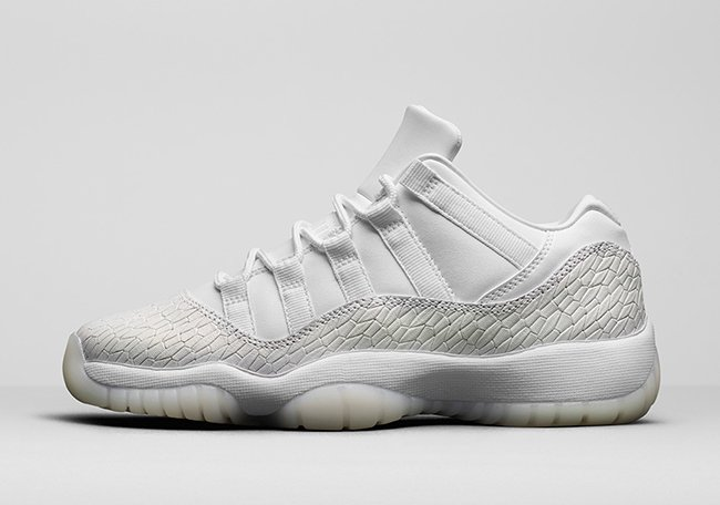 Air Jordan 11 Low Heiress May 2017 Release Date