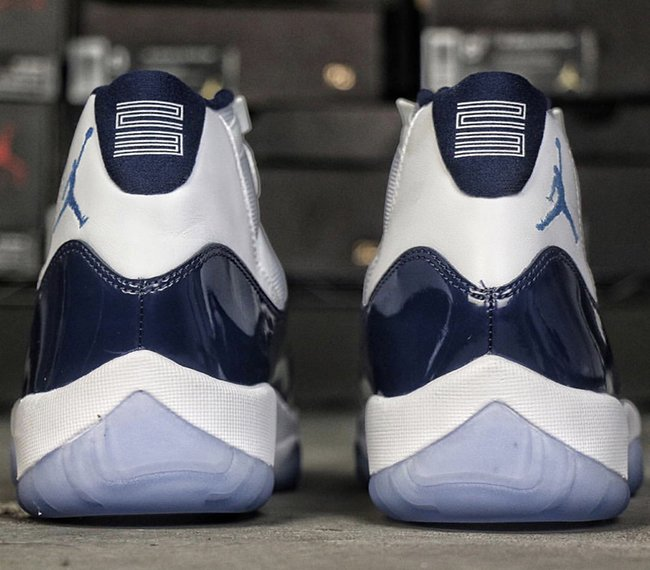 Air Jordan 11 Midnight Navy 378037-123 Release Date