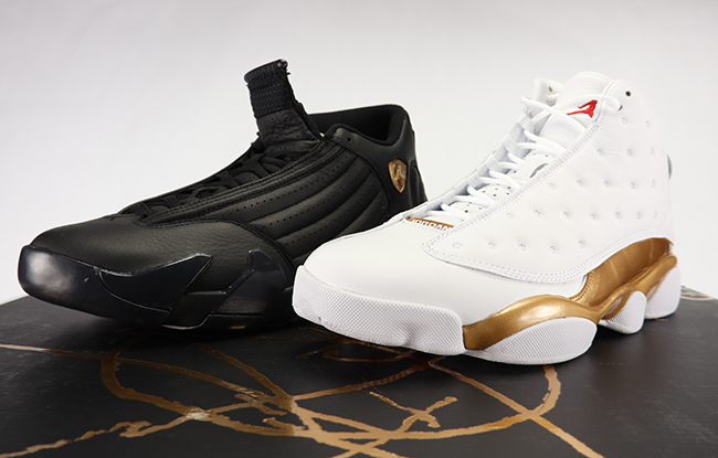 Air Jordan 13 14 DMP Defining Moments Pack Review Unboxing
