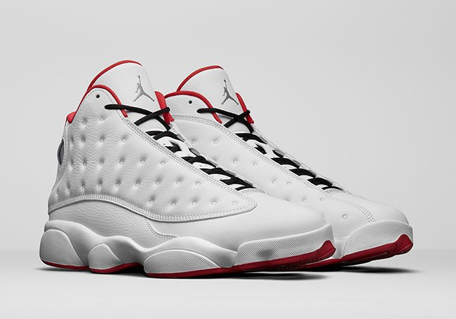 Air Jordan 13 History of Flight 2017 Release Date