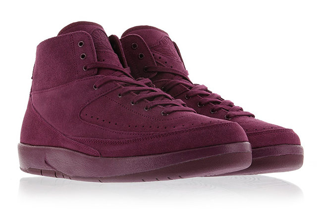 Air Jordan 2 Deconstructed Bordeaux Release Date