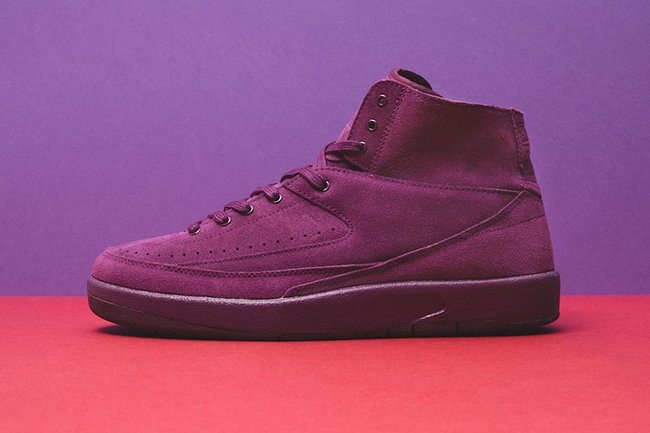 22e13decaa7b Air Jordan 2 Deconstructed Bordeaux Release Date