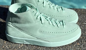 Air Jordan 2 Deconstructed Mint Foam