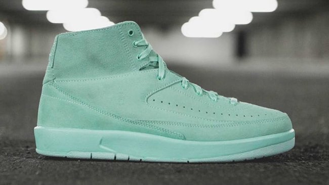 Air Jordan 2 Deconstructed Mint Foam Release Date