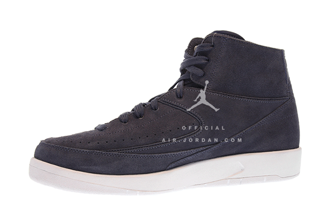 Air Jordan 2 Thunder Blue Release Date