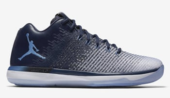 Air Jordan XXX1 Low Midnight Navy