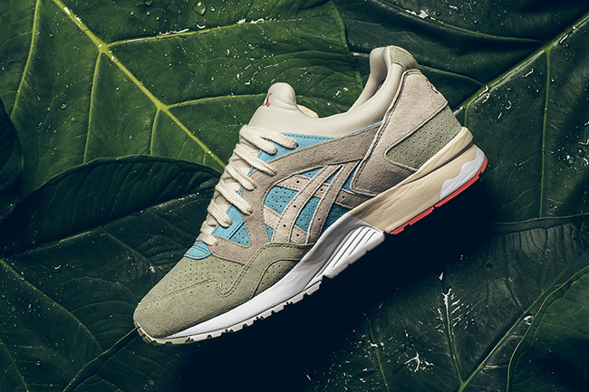 Asics Gel Lyte V Reef Water Birch