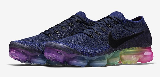 6f6b2b503d0e On Feet Look at the Nike Air VaporMax  Be True  via Brian Betschart
