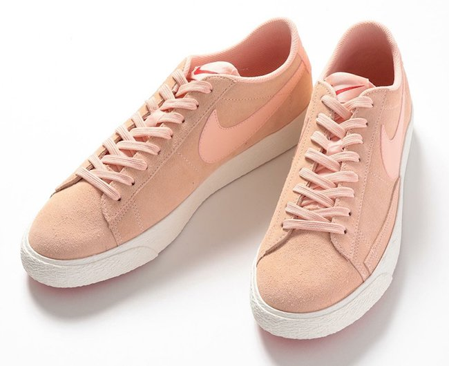 Beauty Youth Nike Blazer Low Pink