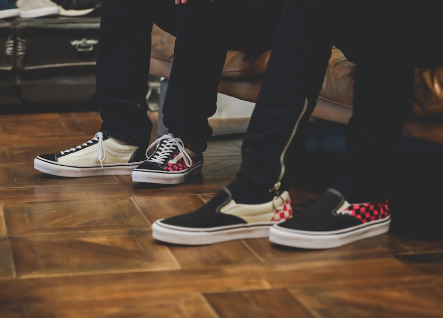 BILLY'S Tokyo x Vans 3rd Anniversary Collection