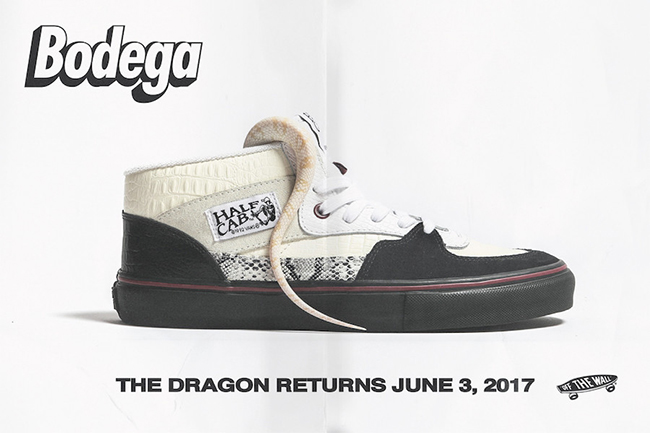 Bodega Vans Vault Return of the Dragon